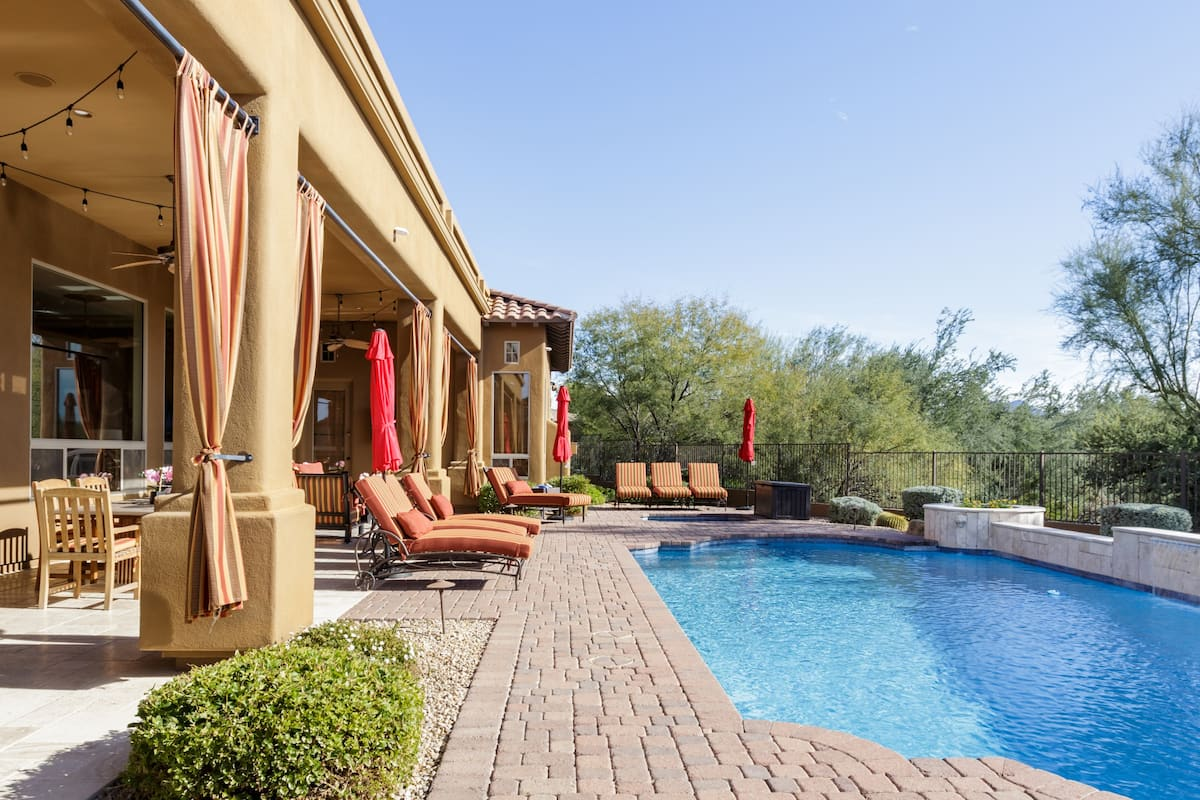 Luxury Gated Resort Estate in Prime Scottsdale Location