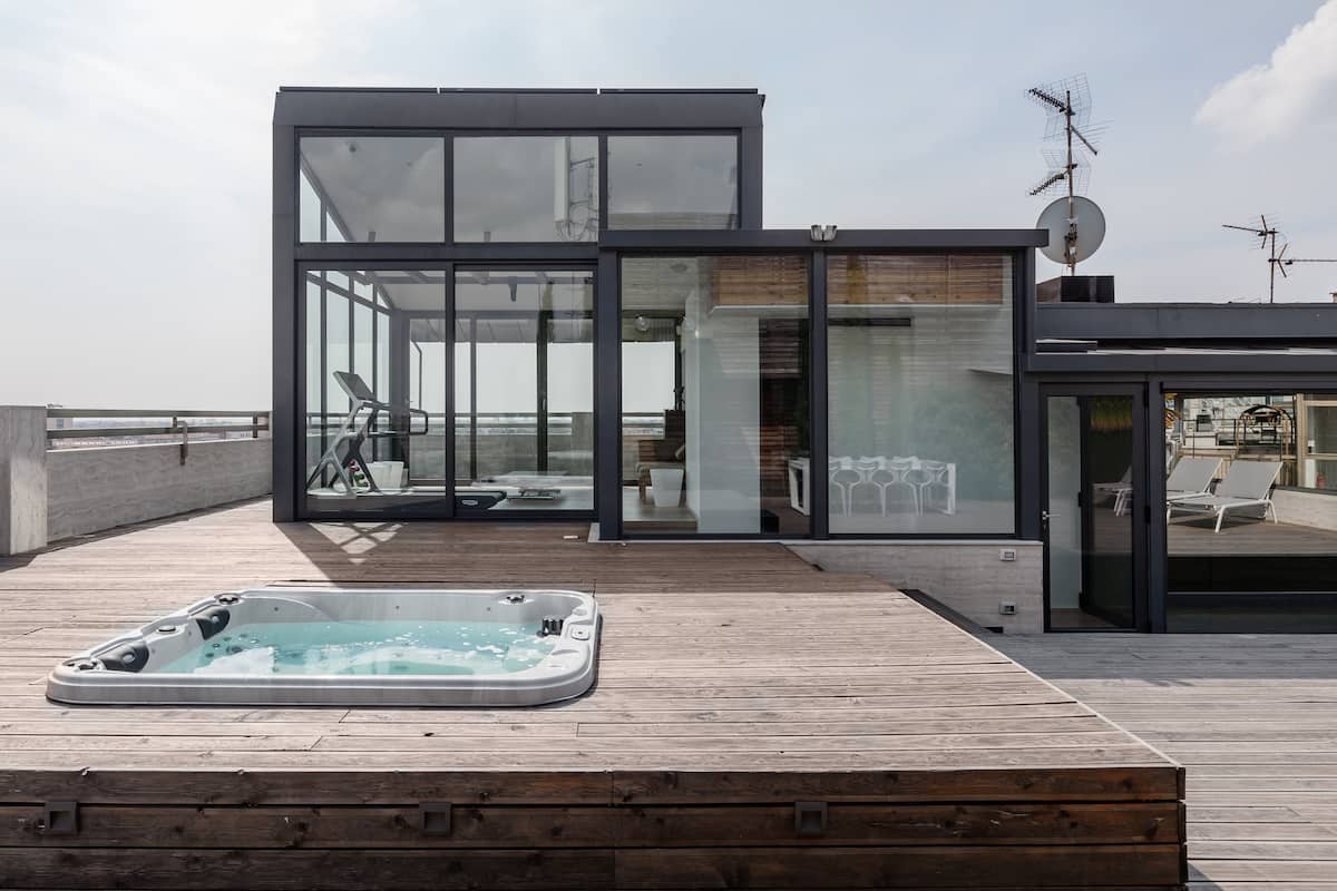 Skylinemilan com - luxury penthouse Milan center