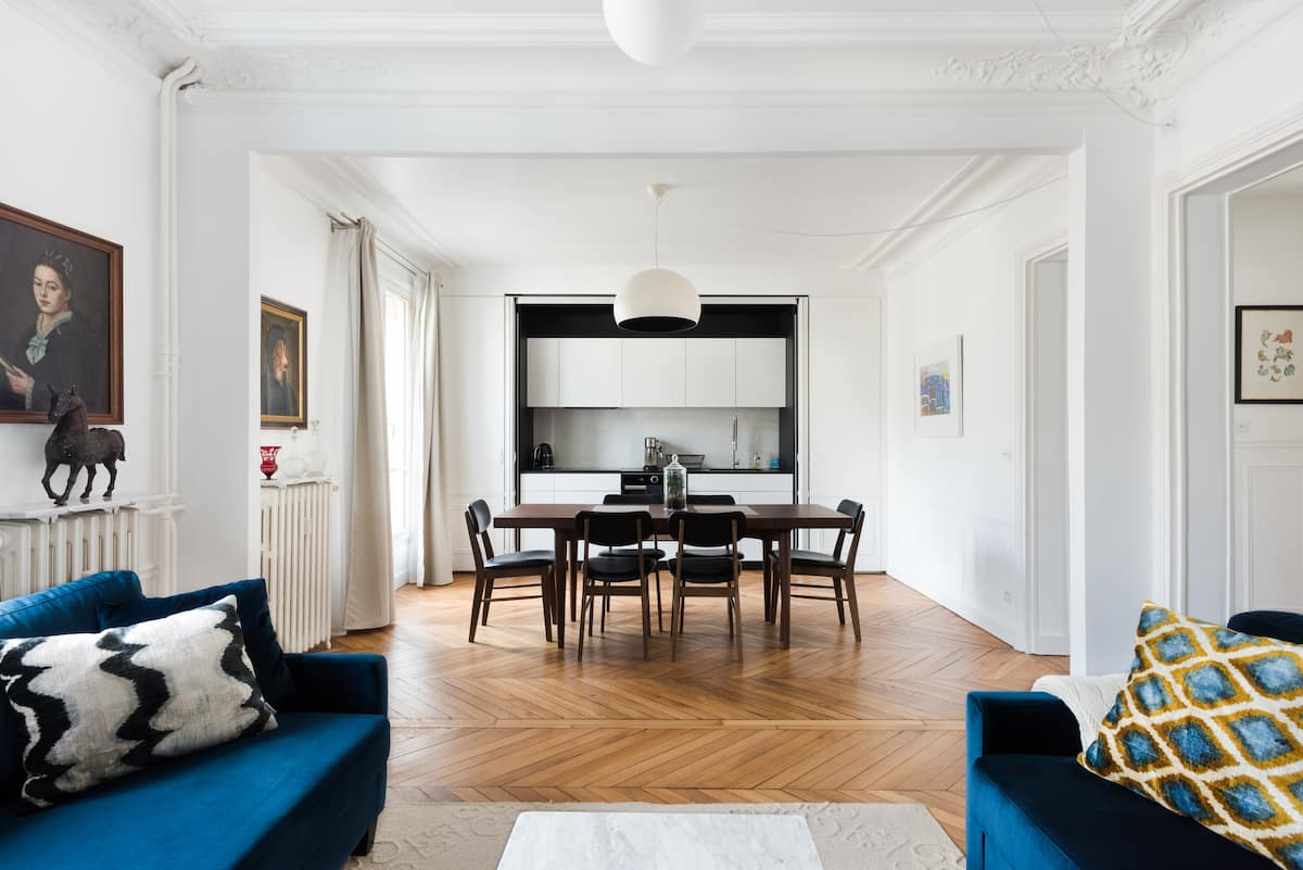 Stunning Apartment near Saint-Germain-des-Prés