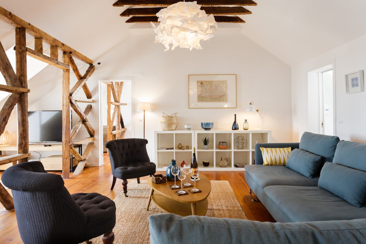 Appartement de Charme avec Vue Panoramique