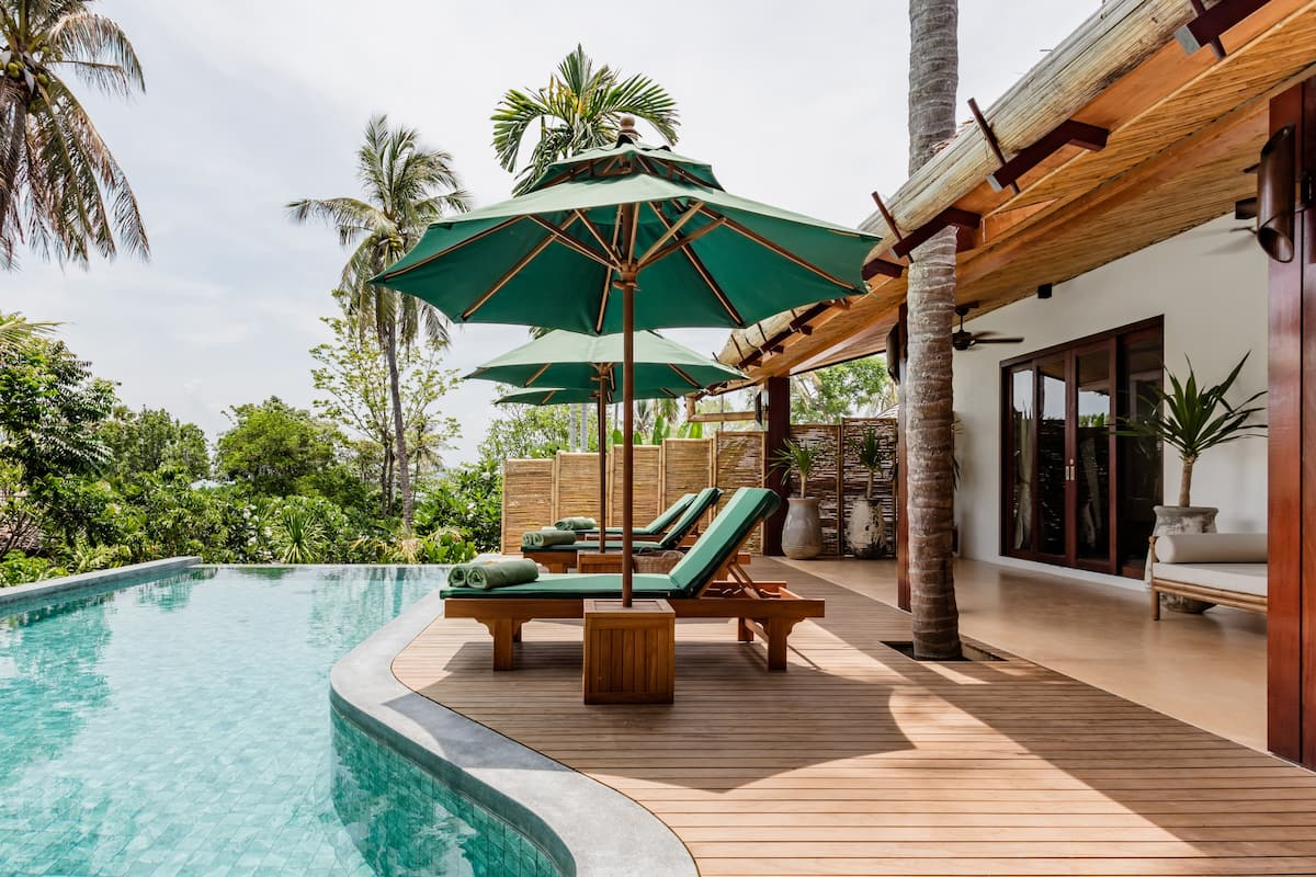 Relax into Tranquil Island Life at a Secluded Eco Paradise
