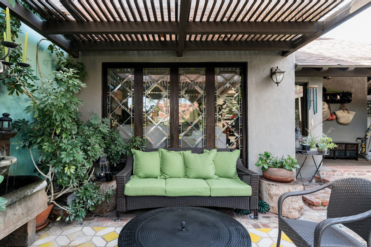 Low-Key Apartment with a Patio in Studio City