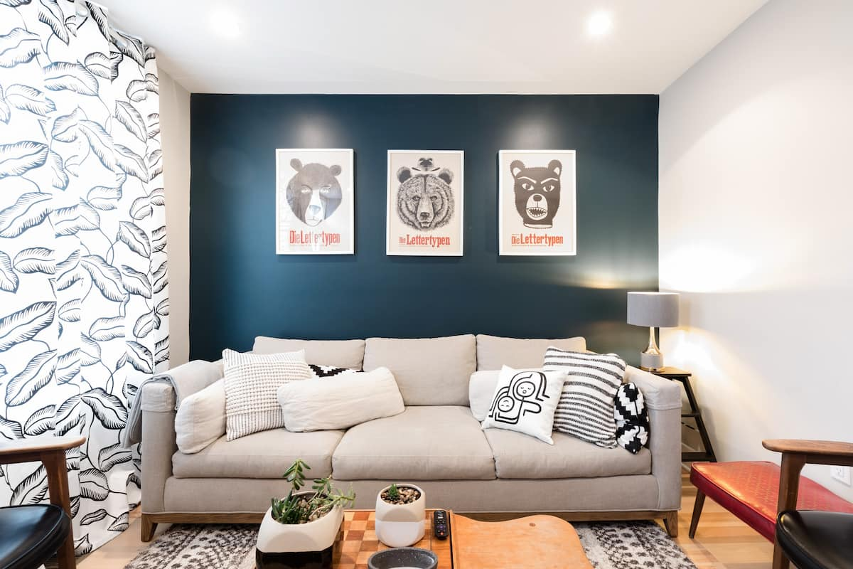 Tour Fishtown from this Eye-Catching Townhome
