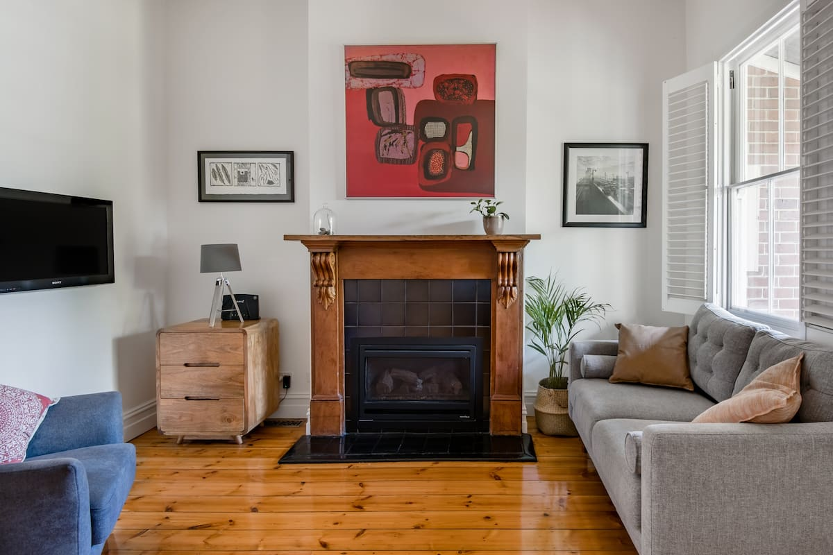 Mark and Kate's Place - Barnard Street Bendigo