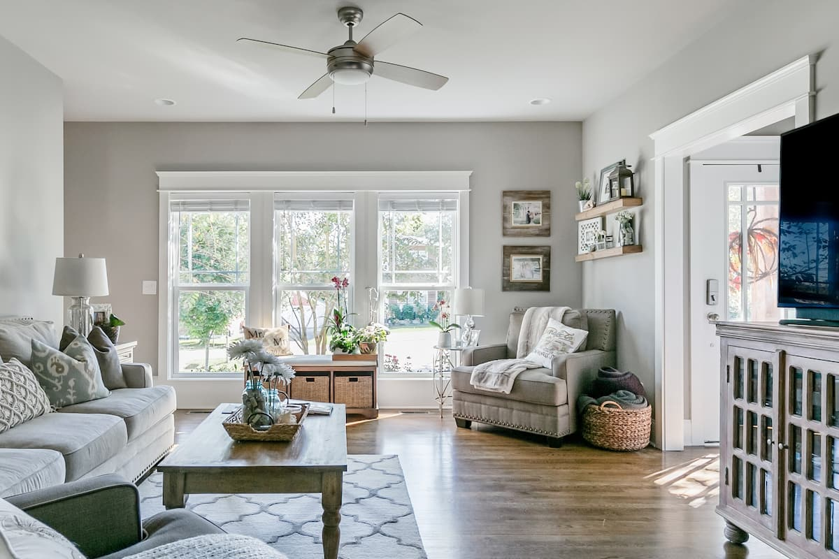 Live Like a Local in a Spacious House in Hip East Nashville