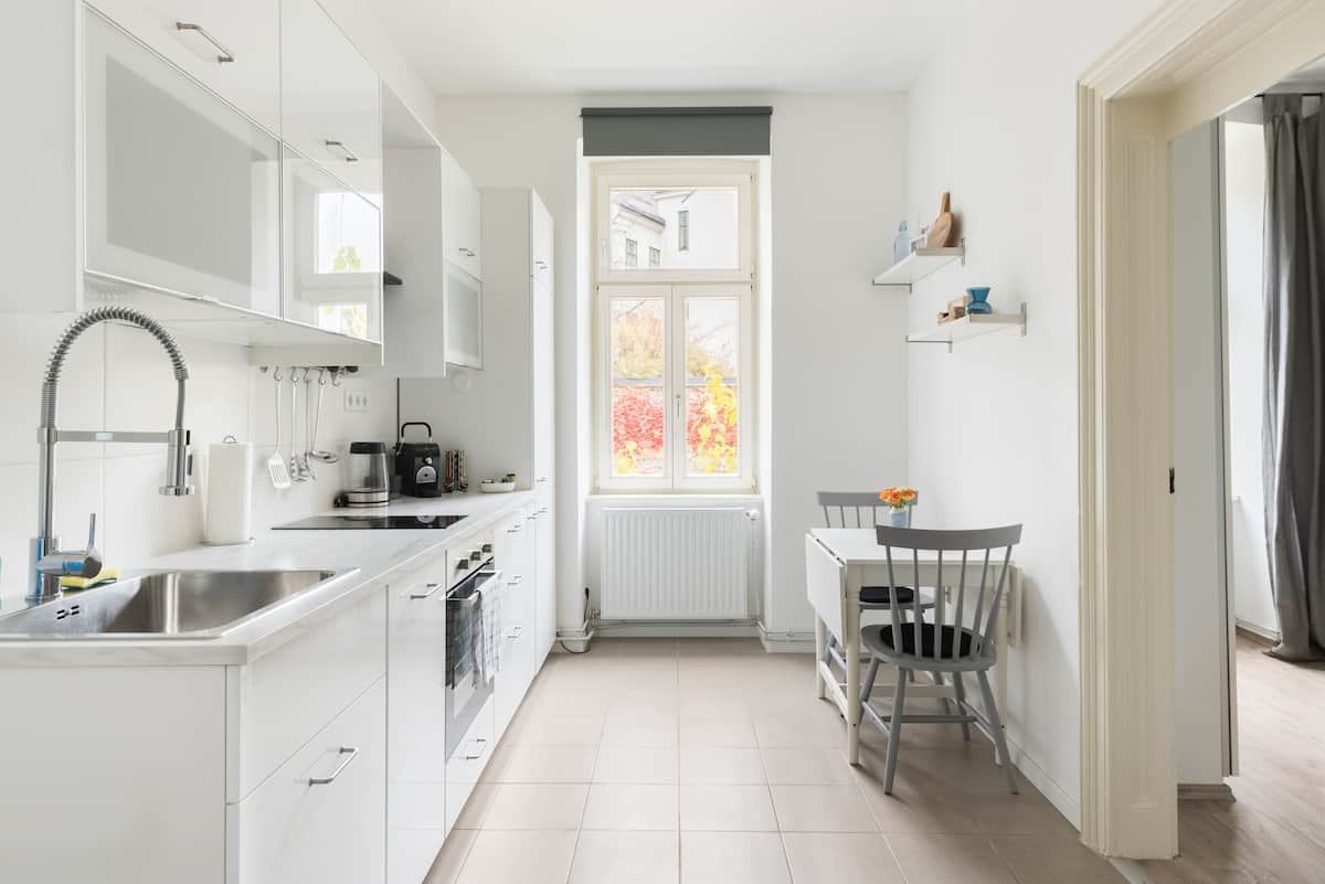 Gemütliche, hofseitige Wohnung im Wiener Alsergrund