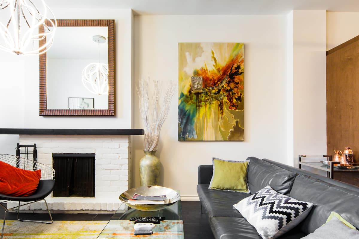 Historic Home with Modern Decor in Downtown Toronto