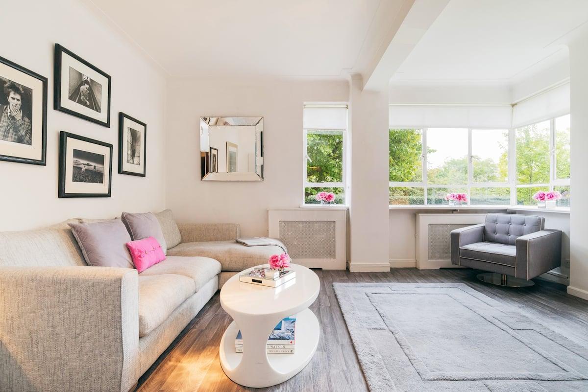 Calm, Cosy Apartment Close to Regent's Park