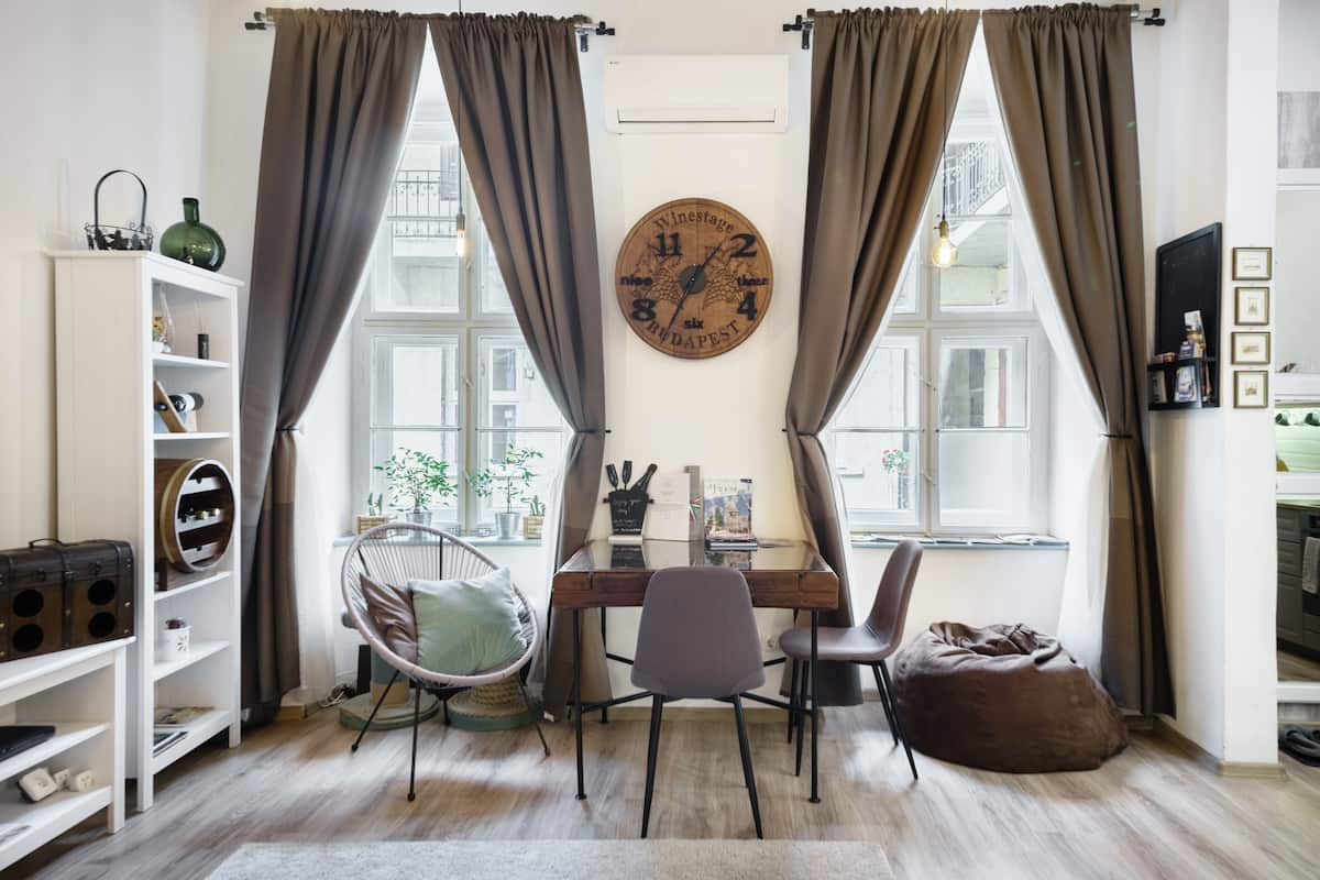 Stroll to Soho from a Rustic, Refurbished Studio Apartment
