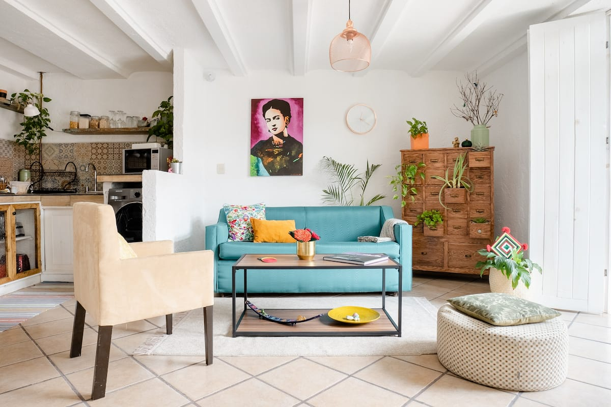 Cheerful Mexican Loft in Los Sapos