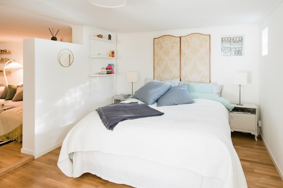Basement Guest Studio Apartment