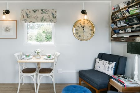 Soak up the Peace and Quiet at a Boutique Farm Cottage
