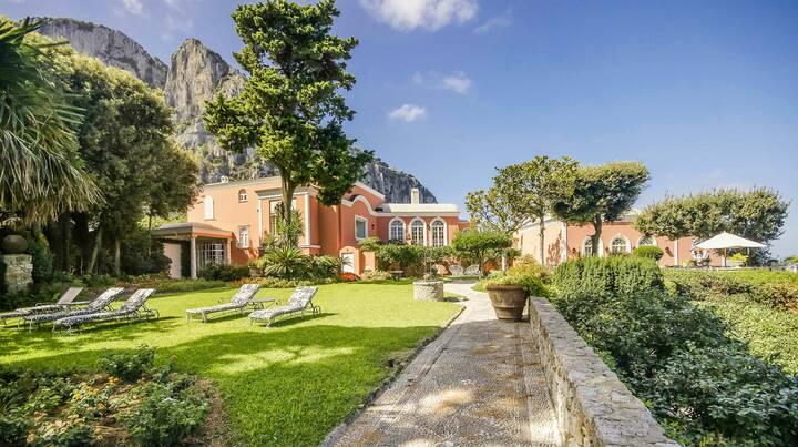 Villa Le Camelia