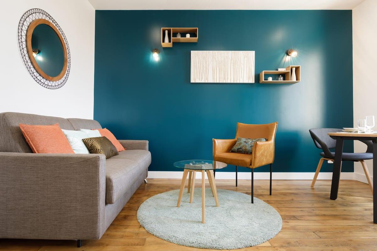 Appartement calme et cosy à deux pas de Paris