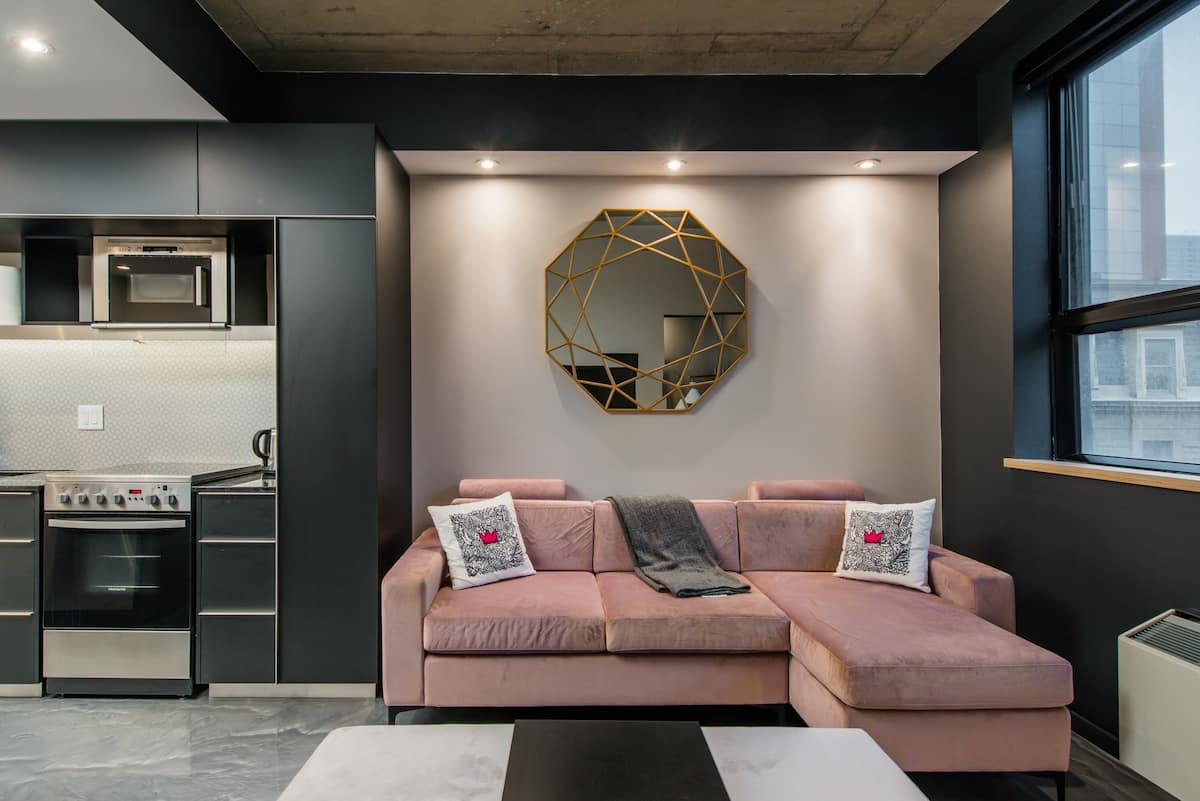 Minimalist Sophistication in the Heart of Montreal