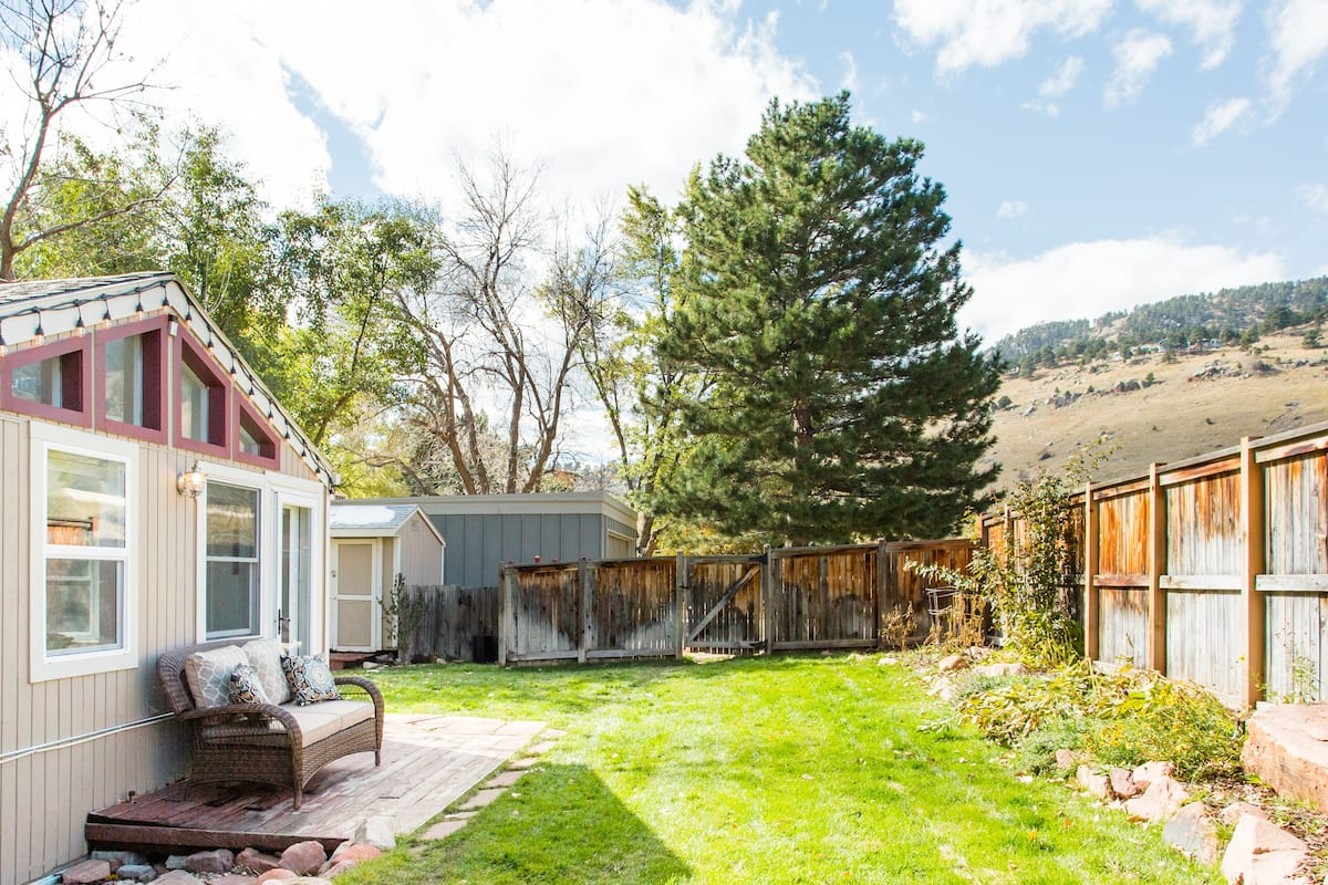 Enjoy Nature in Guest Suite in N. Boulder