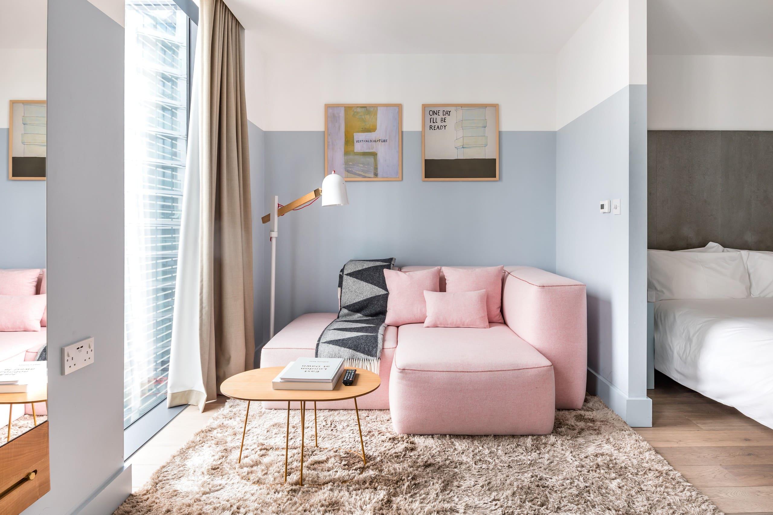 Designer Studio Apartment in Central London - Apartamentos ...