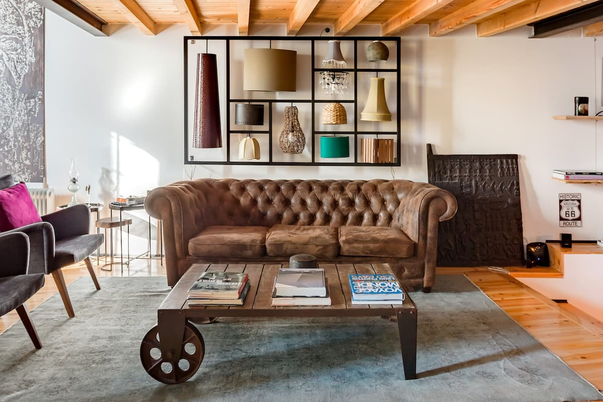 I Loft Lisbon—Restored Luxury in Bairro Alto