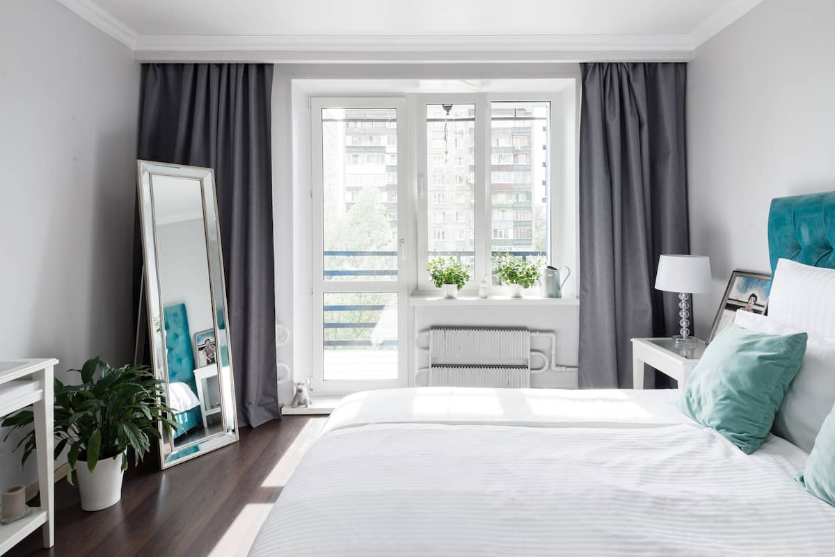 Уютная и стильная квартира с балконом