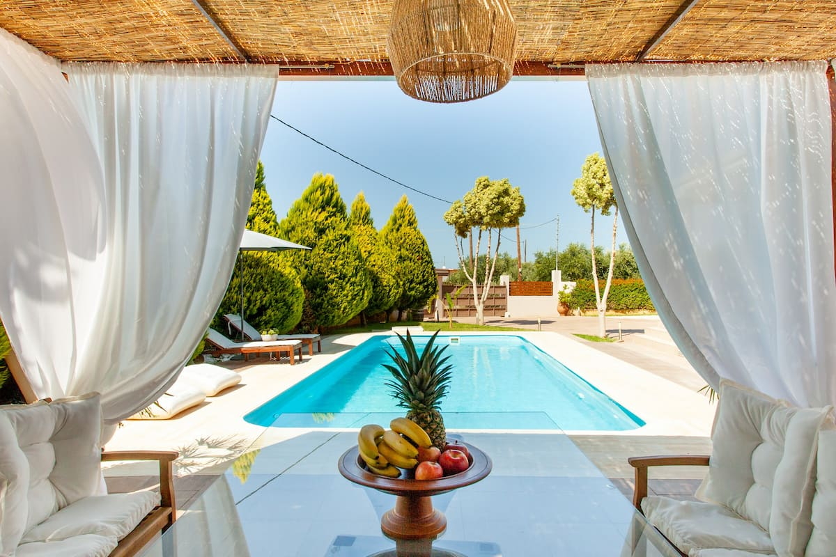 Luxury Villa κοντά στην περιοχή Limnoupolis