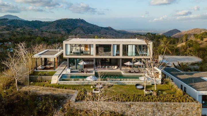 Selong Selo Resort & Residences - Five Bedroom Villa