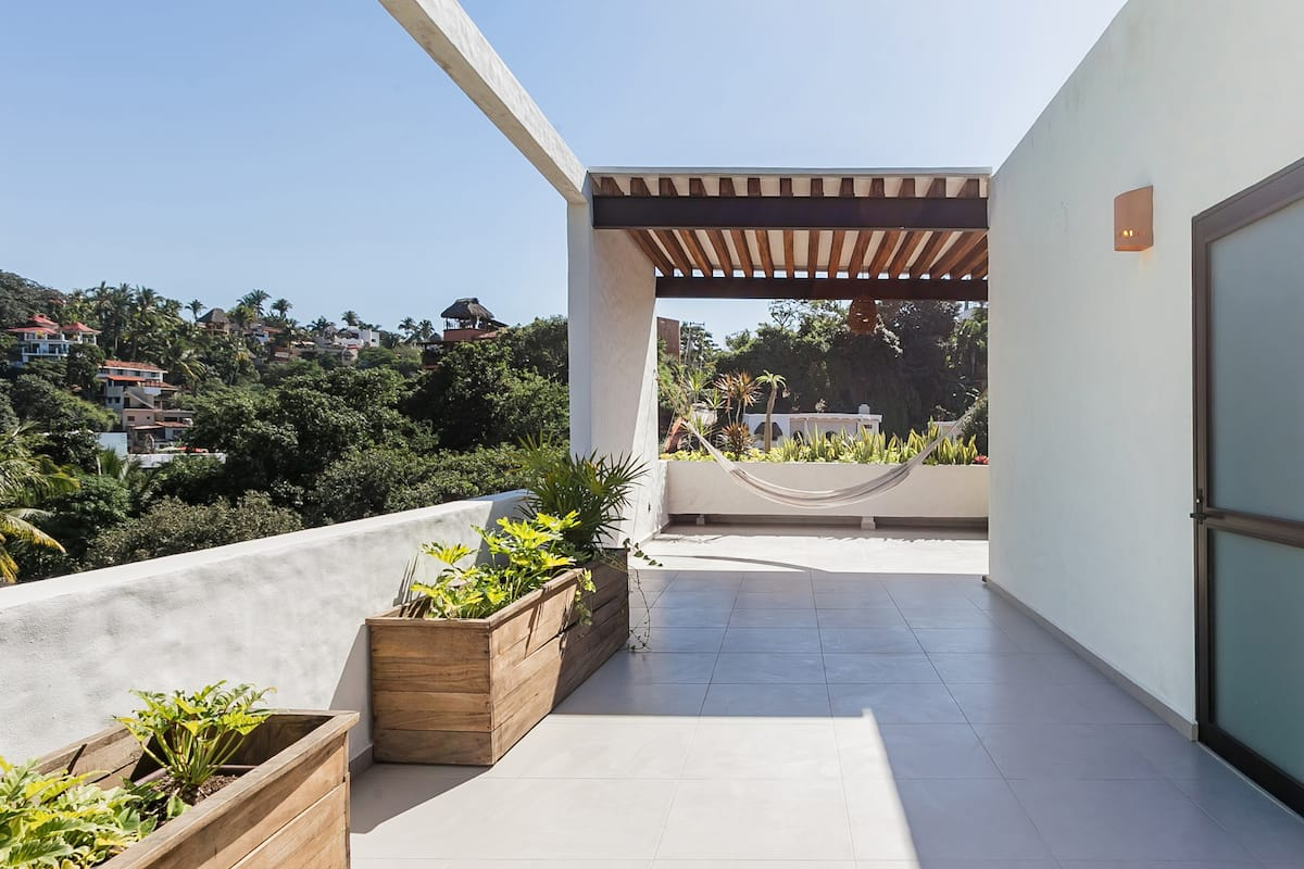 Sweeping Views of the Sayulita Jungle from Casa Terracota