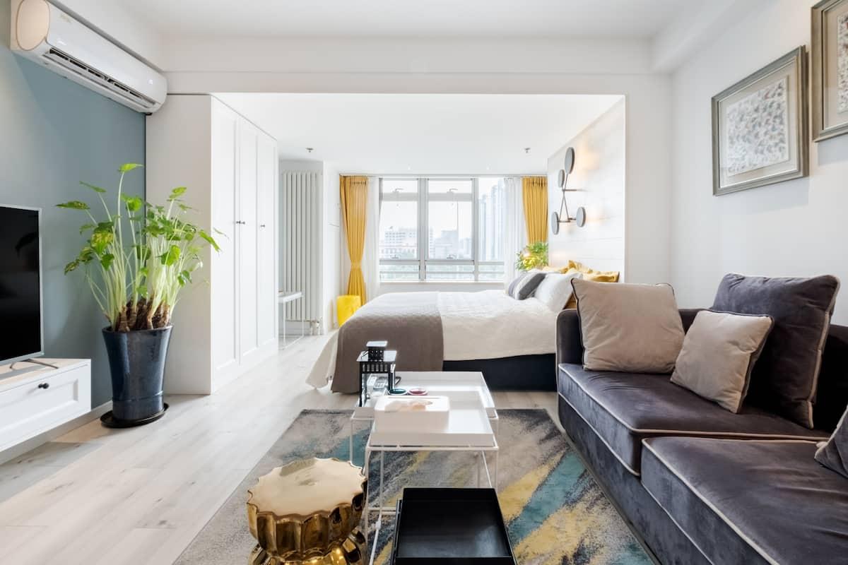 北京站附近的一套交通位置超级方便的品质房源公寓