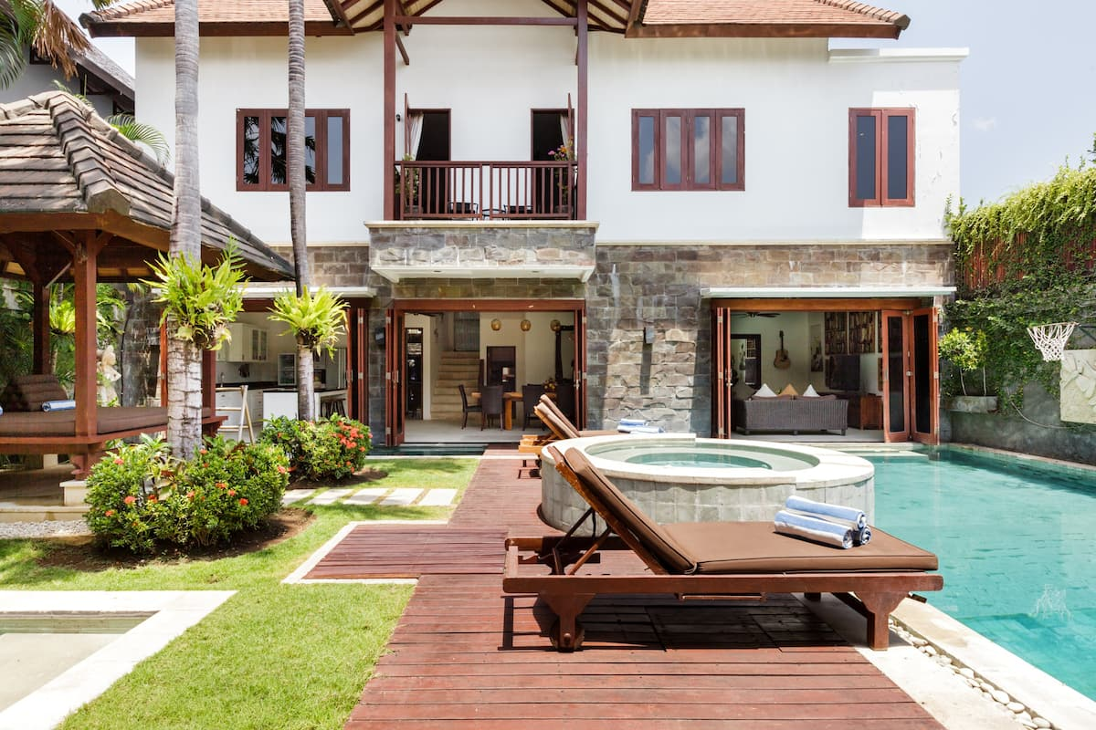 Luxury Villa Annecy in the Heart of Seminyak, Bali