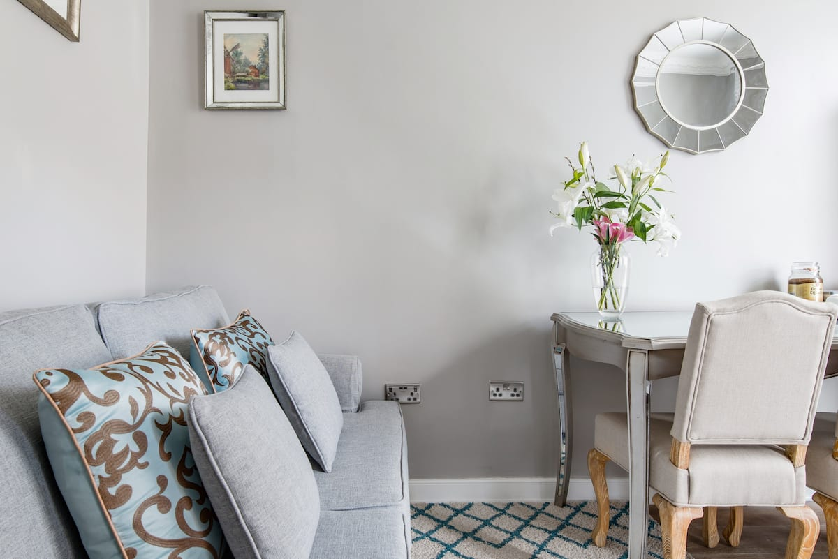High-End Victorian Flat in the Heart of Edinburgh's Old Town
