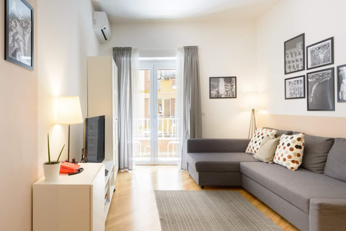 Relax e comodità in Appartamento, Moderno e luminoso