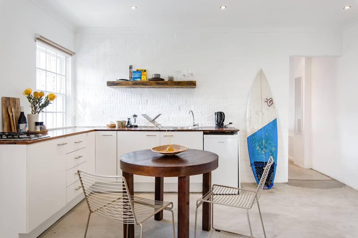 Historic Bo Kaap Surfer Loft in Cape Town's City Centre