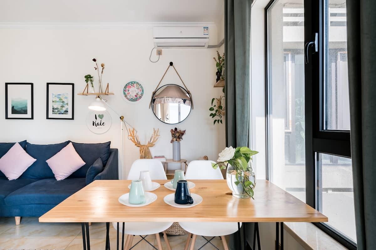 入住阳光清新的公寓,打开一扇门,进入你喜欢的家