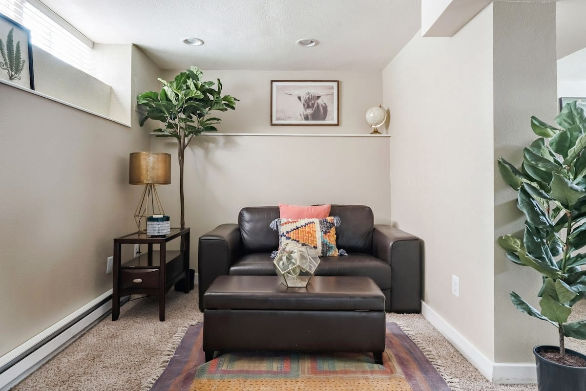 Updated Downtown Apartment in Baker with Off-Street Parking