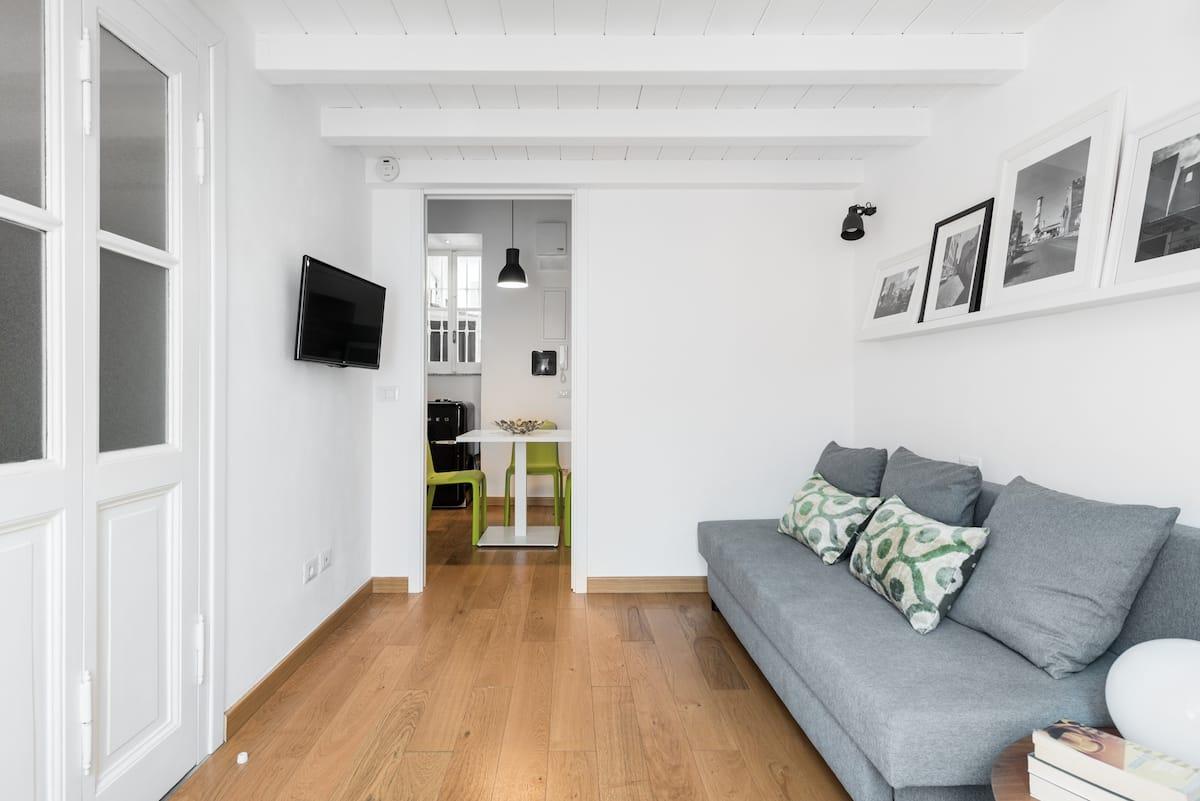 Accogliente Appartamento nel Quartiere di San Lorenzo