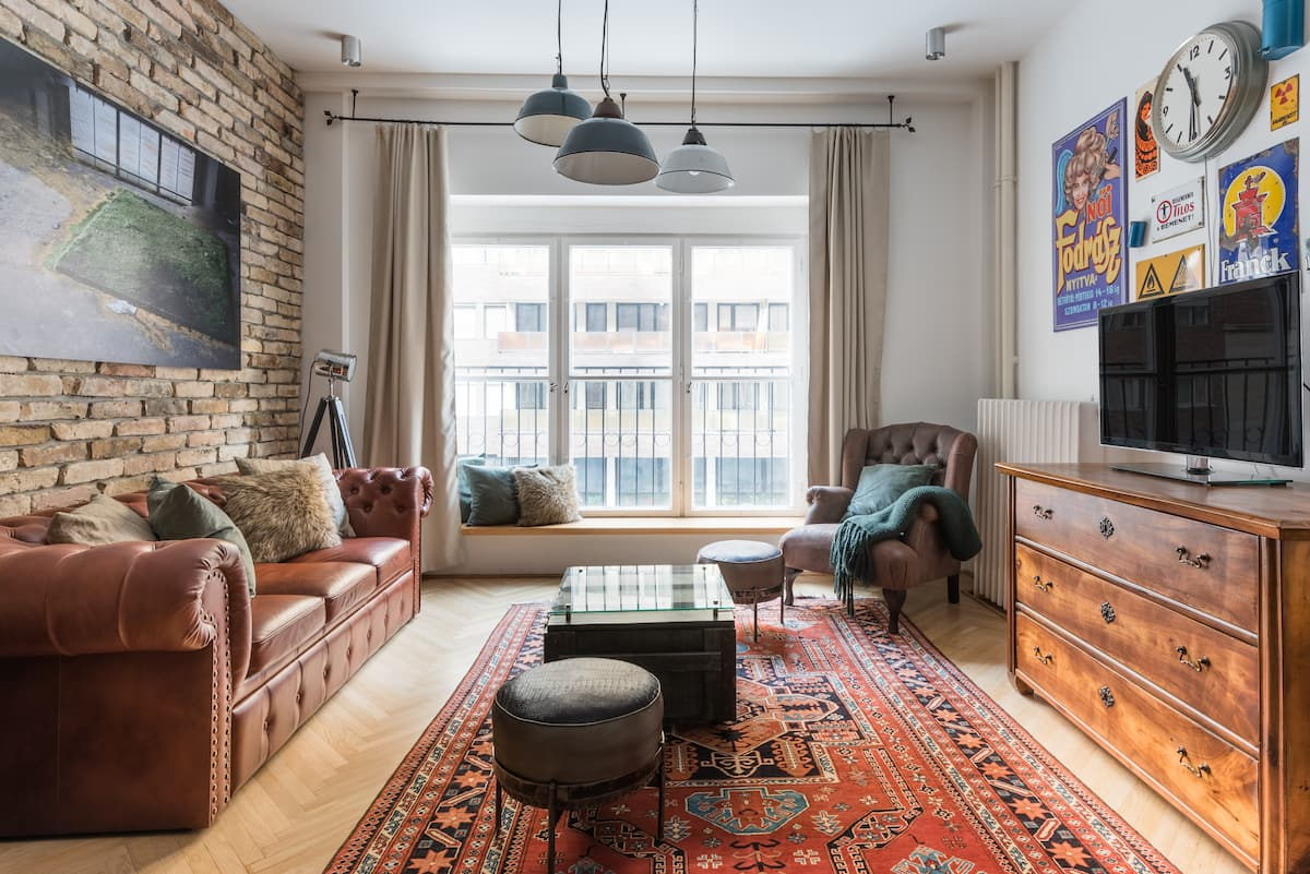 Smart, Stylish Apartment In The Heart Of Budapest