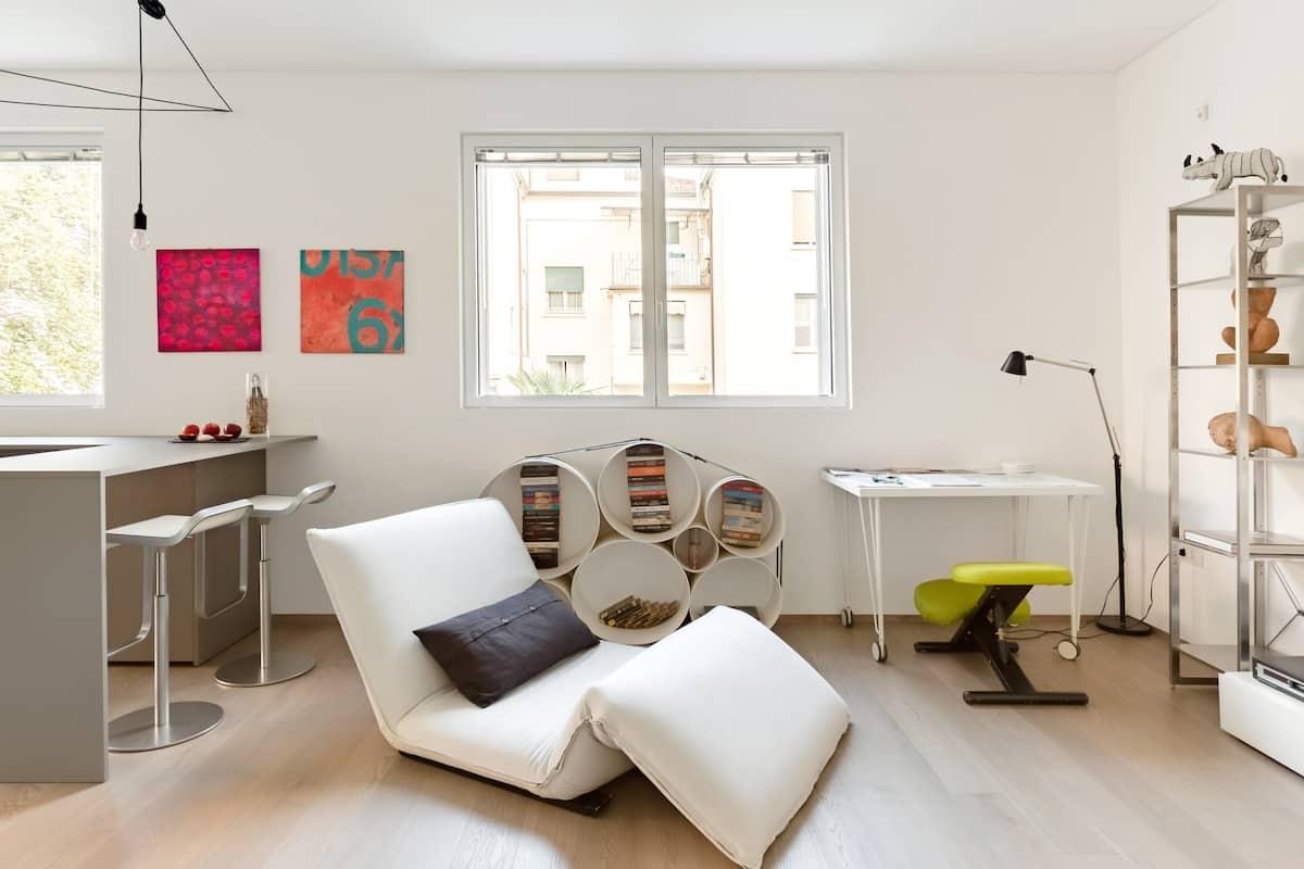 UbikApadova appartamento di design contemporaneo in centro storico