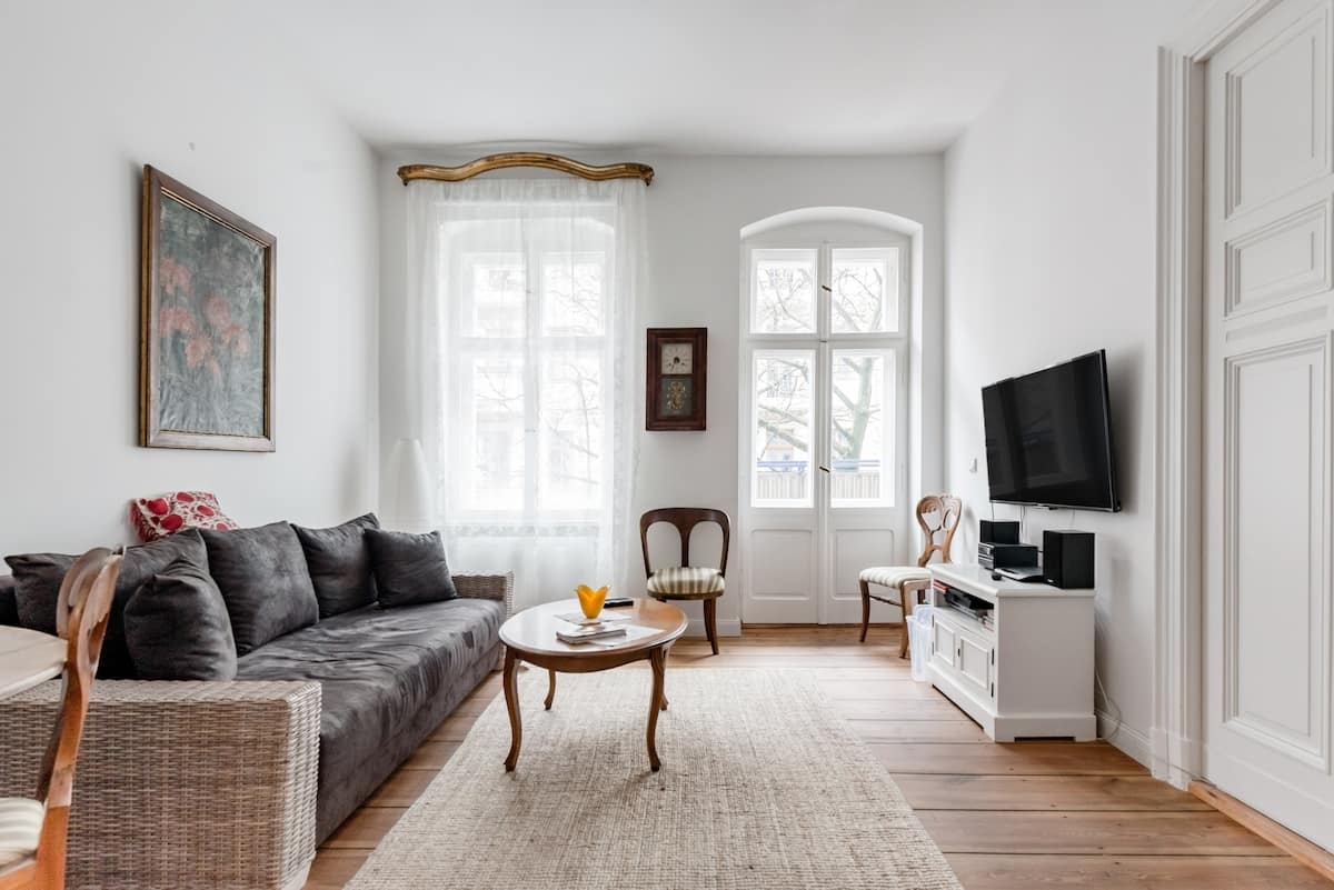 Deluxe Apartment in Boxi with Vintage Detailing