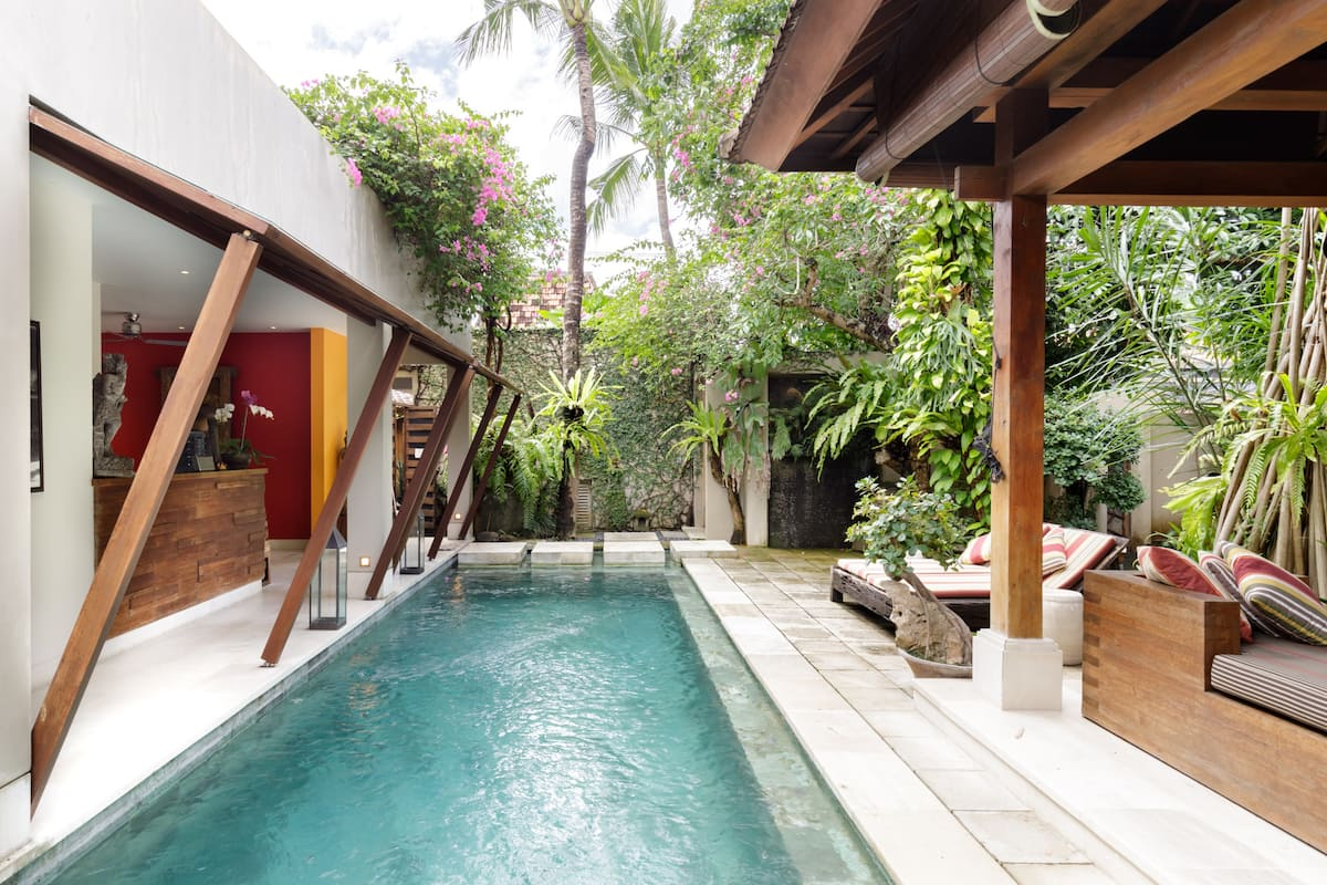 Tropical Oasis Villa in the Heart of North Seminyak