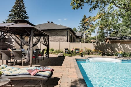 Open Heated Pool Until October Fifth
