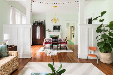 Radiant, Light-Filled Home with a Cozy Front Porch