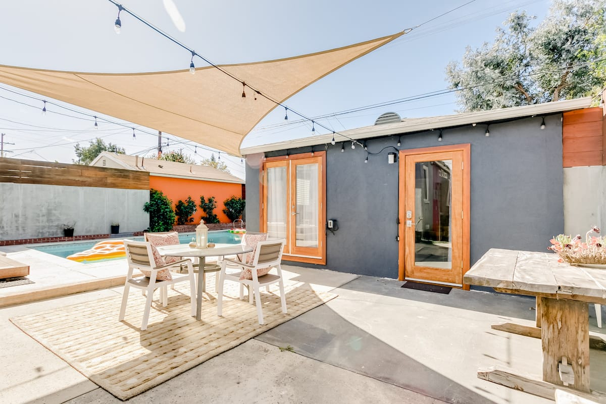 Stylish Guesthouse Close to Beach in Mar Vista