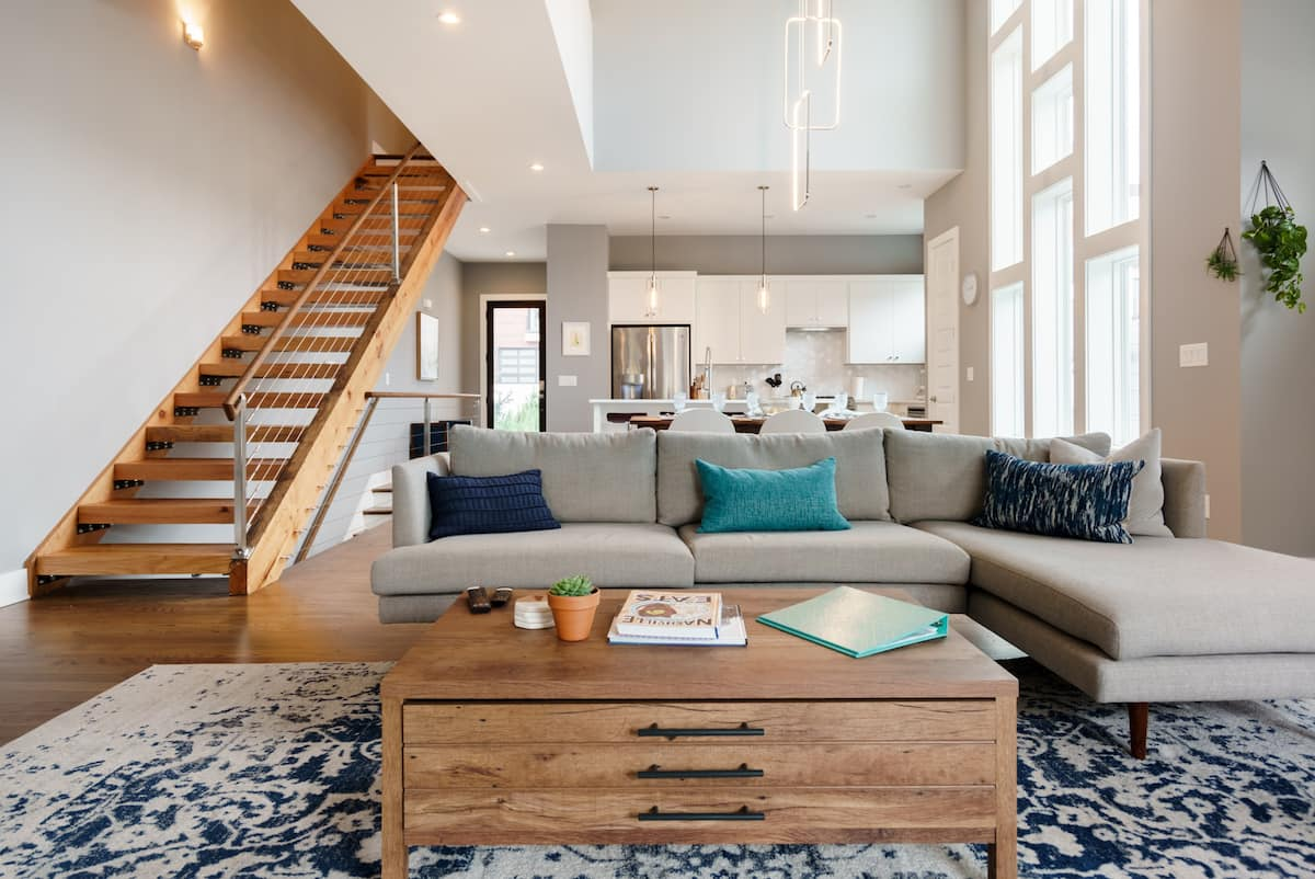 Townhome Available for Long Term Stays in the Gulch