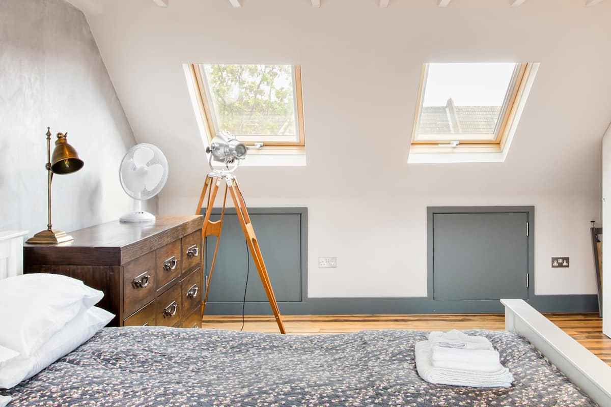 Lovely Rooms in a Family-Friendly House near Kensal Rise