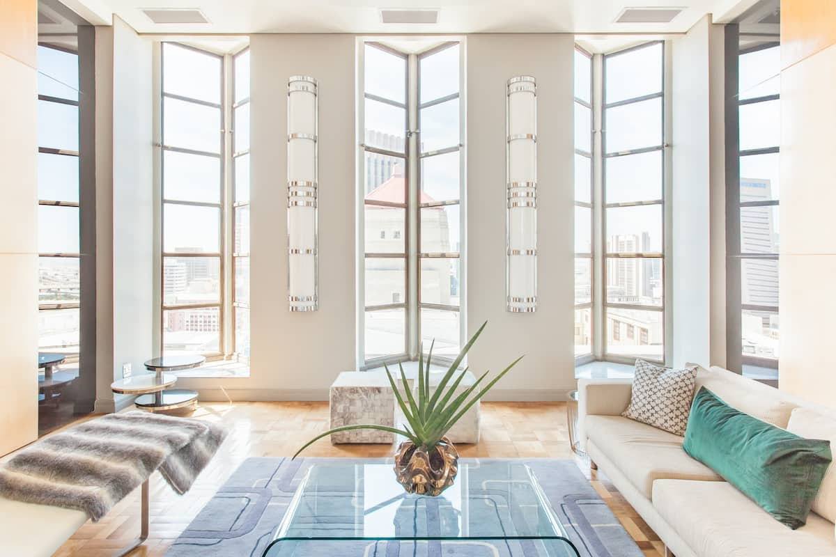 Stunning Art Deco Penthouse with Incredible Views