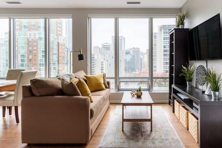 Skyline View High Rise Apartment