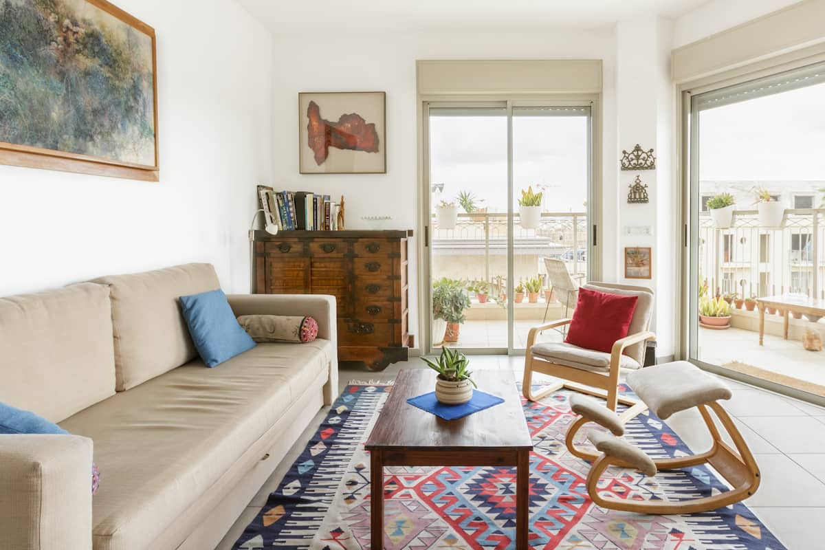 Gorgeous Apartment in the Heart of Old Jaffa