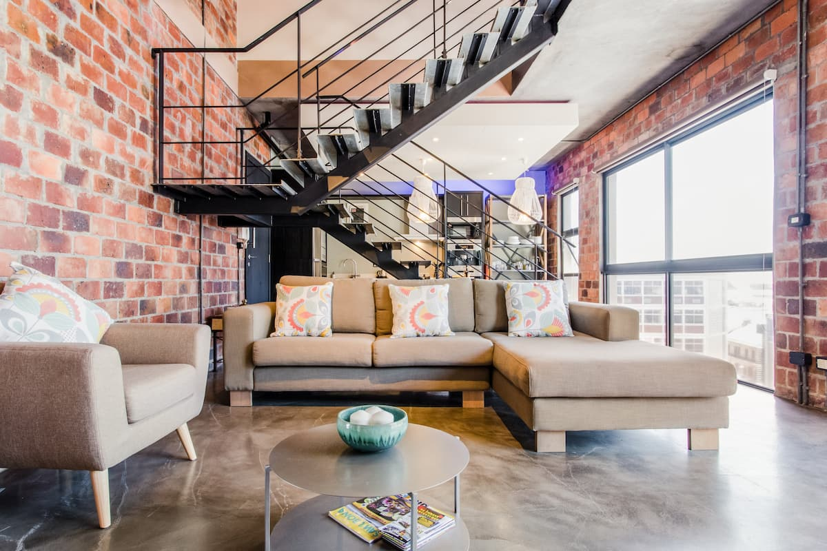 Contemporary Loft Living in the Heart of the City