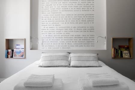 Intra-Muros, confortable appartement, design et fonctionnel