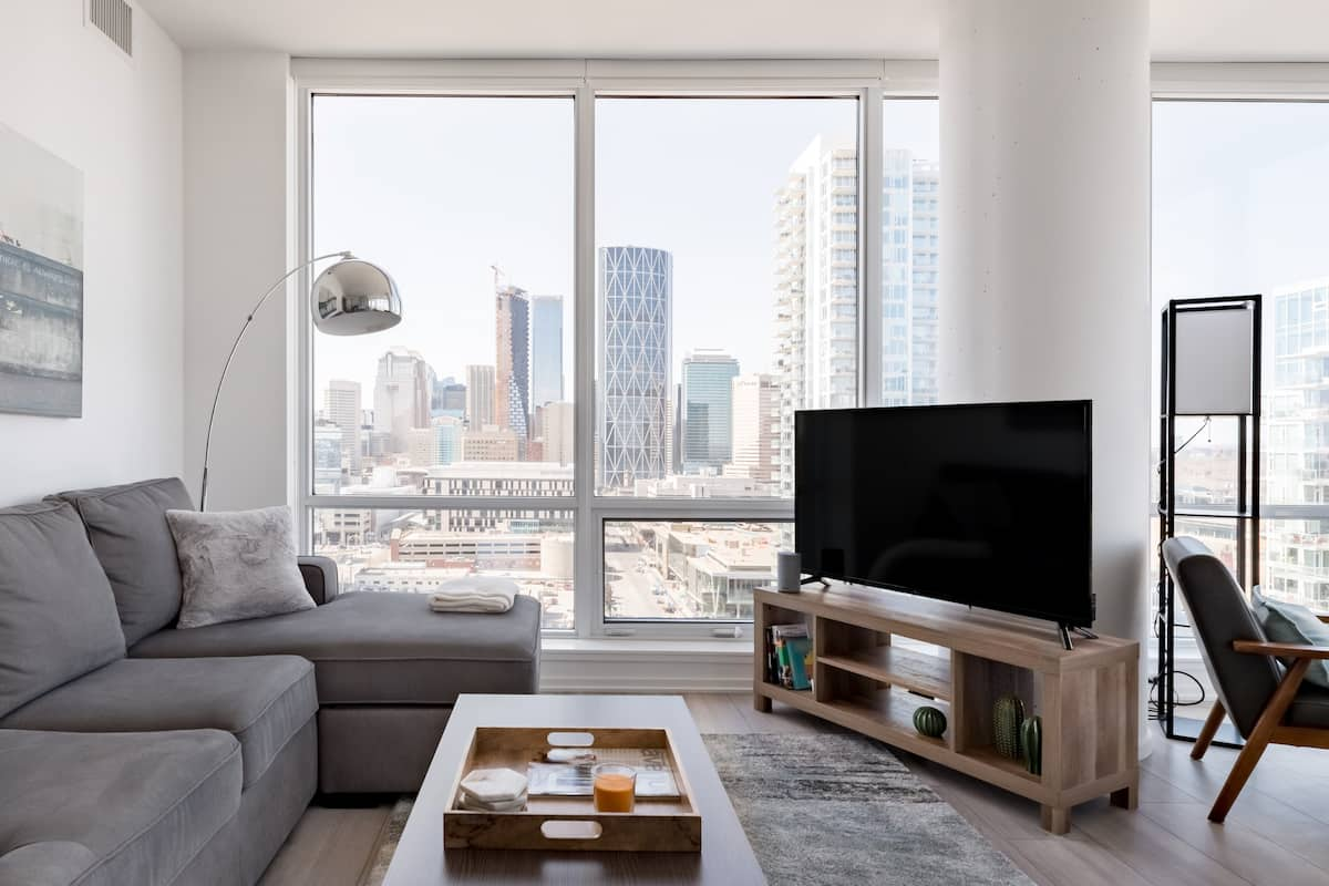 Immaculate Condo with the Best River & City Views in Calgary