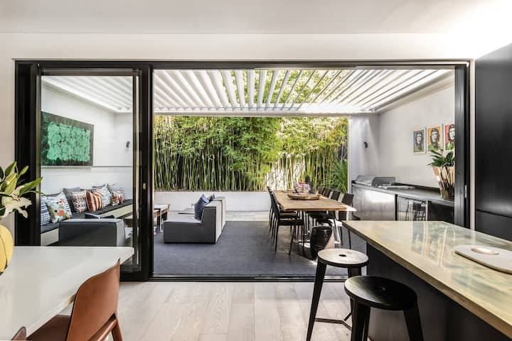 Contemporary Woollahra Oasis